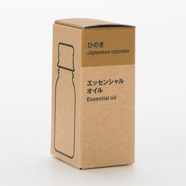 エッセンシャルオイル・ひのき 10ml