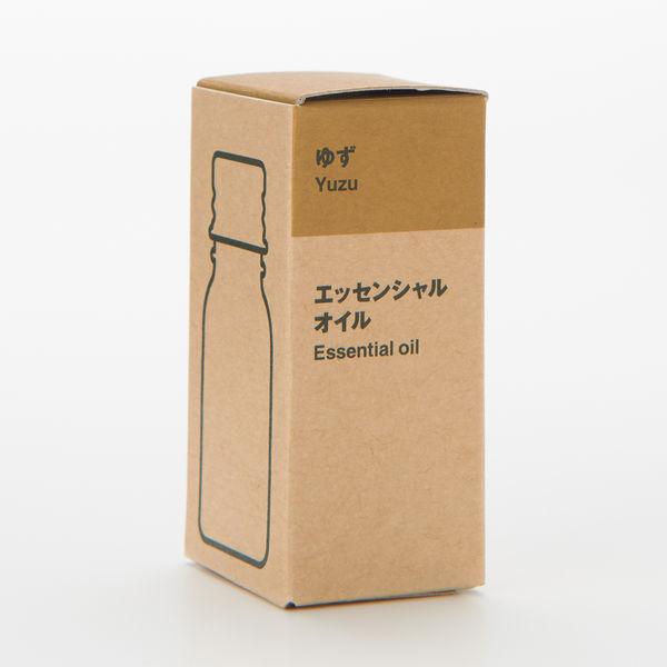 エッセンシャルオイル・ゆず 10ml