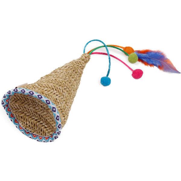 afp コーンハット 猫用 おもちゃ