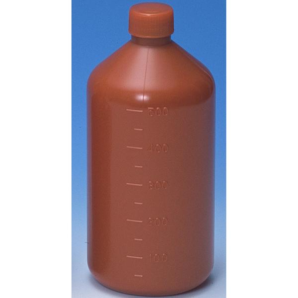 滅菌済SK遮光外用瓶 500mL 17582 1箱(40本入) (直送品)