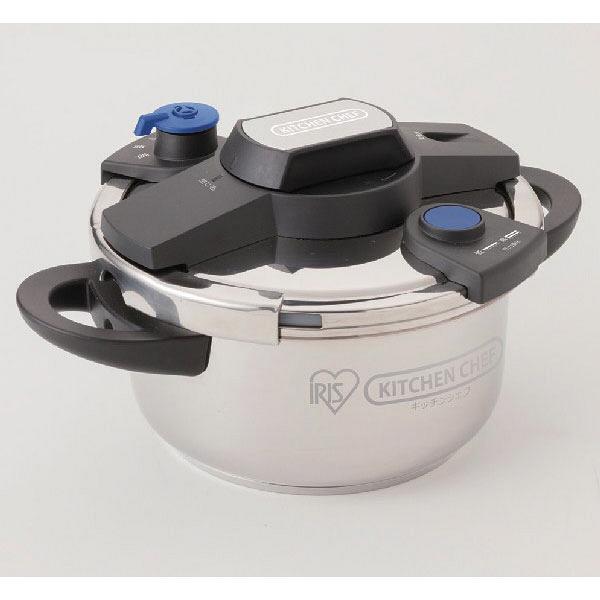 アイリスオーヤマ 圧力鍋 4L KPC-40 (直送品)