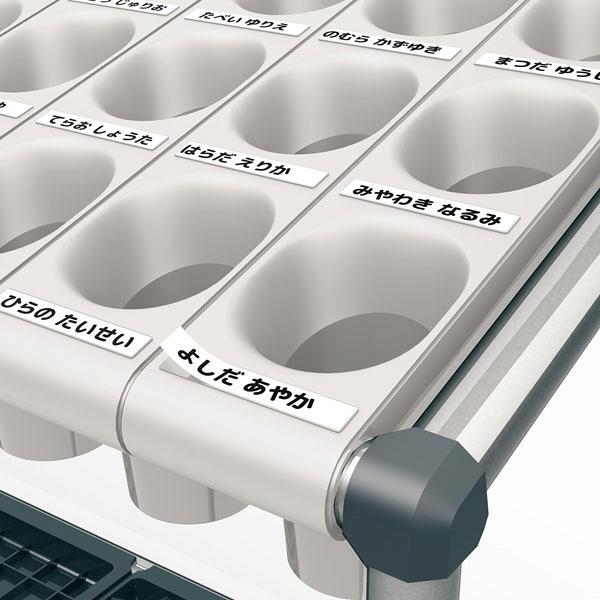 ぶんぶく スリーブ式アンブレラスタンド30本クールグレー (直送品)