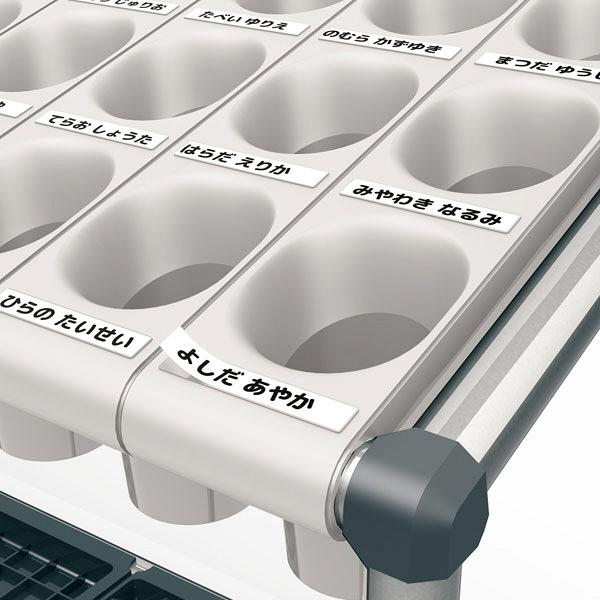 ぶんぶく スリーブ式アンブレラスタンド45本クールグレー (直送品)