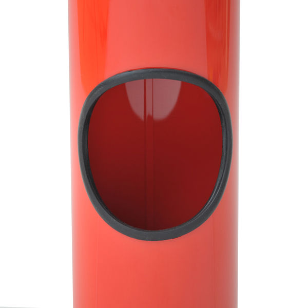 インテリア灰皿アカ Q4T80 (直送品)