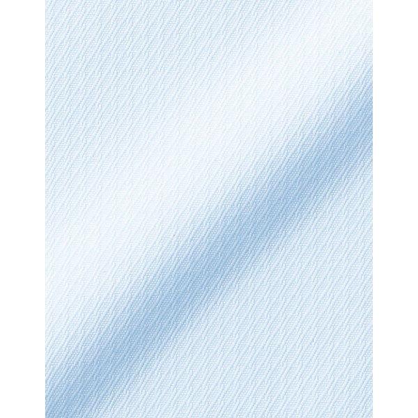 ボンマックス 半袖ブラウス ブルー 15号 RB4545-6-15 1着(直送品)
