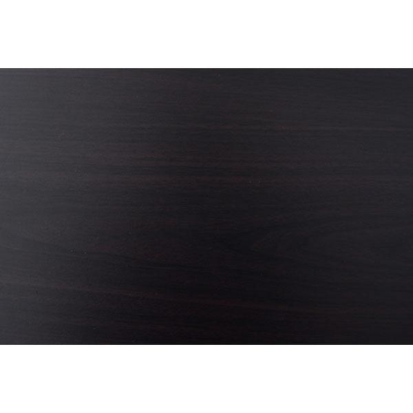 YAMAZEN(山善) アセンブリテーブル<天板> 幅1000×奥行600mm ダークブラウン (直送品)