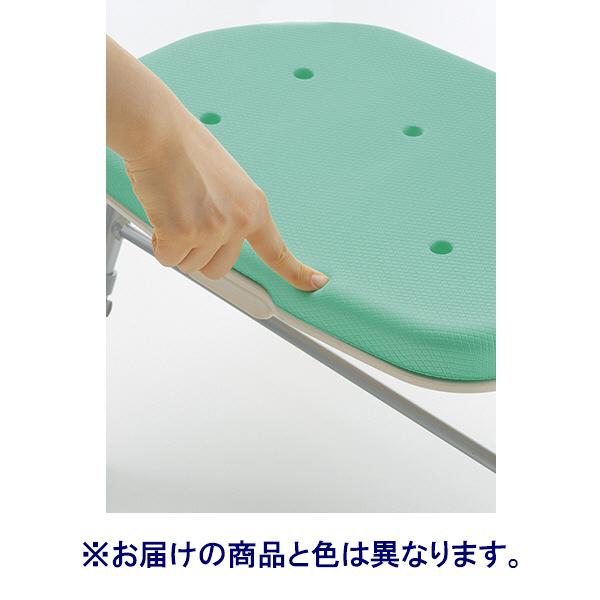 折りたたみシャワーチェア M型背なし