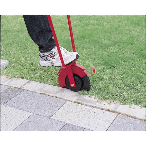キンボシ ローラーカッターDX (安全カバー付) 芝生手入れ用具 #4020 (直送品)