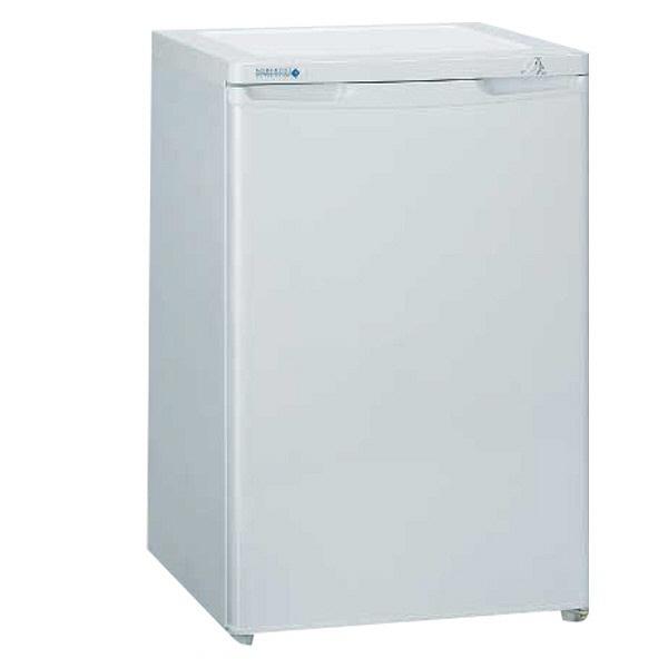 NORFROST(ノーフロスト) ノンフロン冷凍庫 アップライトフリーザー 110L ホワイト (直送品)