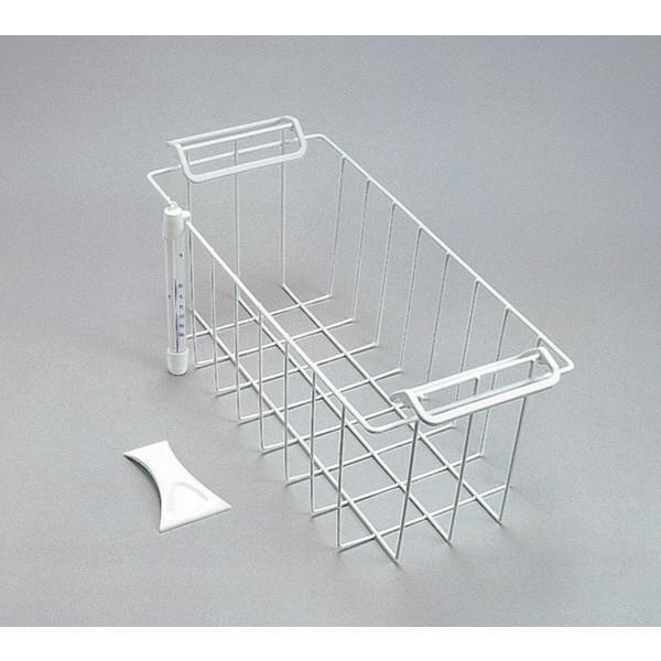 SUPERFROST(スーパーフロスト) ノンフロン冷凍庫 チェストフリーザー 282L ホワイト (直送品)