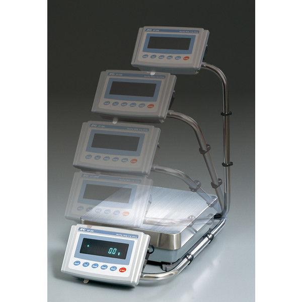 取引証明用(検定付)防塵・防水 重量級電子天びん GP-60KR 1台 エー・アンド・デイ (直送品)