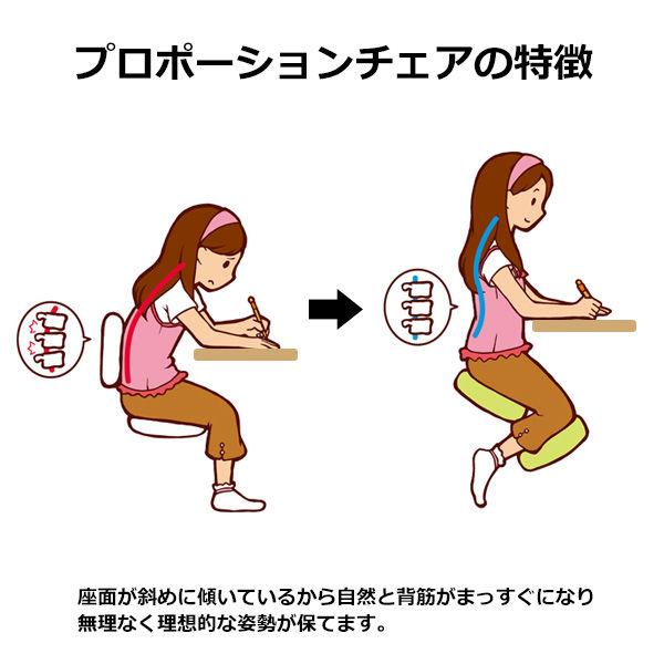 宮武製作所 プロポーションチェア ローズ (直送品)