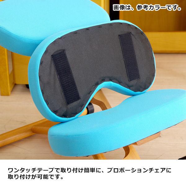 宮武製作所 プロポーションチェア用補助クッション ブルー (直送品)
