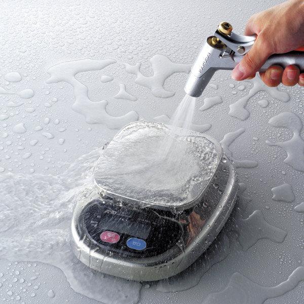 エー・アンド・デイ(A&D) 取引証明用(検定付) 防塵・防水 デジタルはかり 地区3 2kg HL2000iWP-K-A3 (直送品)