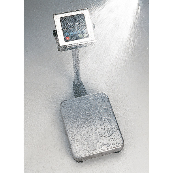 エー・アンド・デイ(A&D) 取引証明用(検定付) 防塵・防水 デジタル台はかり 地区5 秤量(3kg/6kg/15kg) HV-15KVWP-K (直送品)