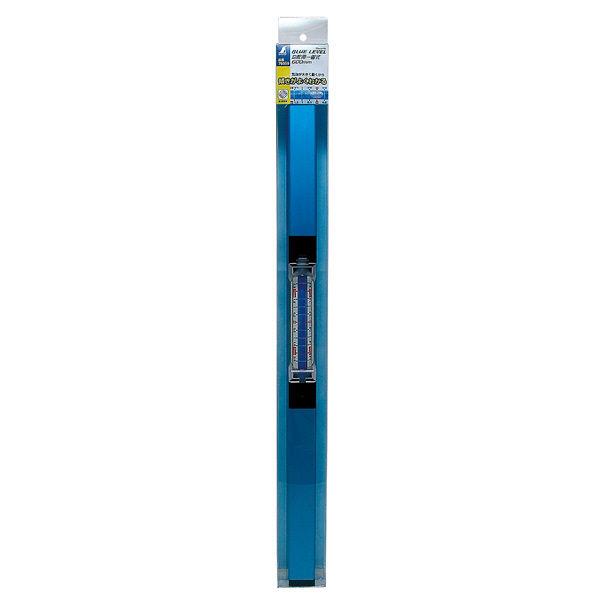 シンワ測定 ブルーレベル 勾配用一管式 600mm 76359 1セット(2本) (直送品)