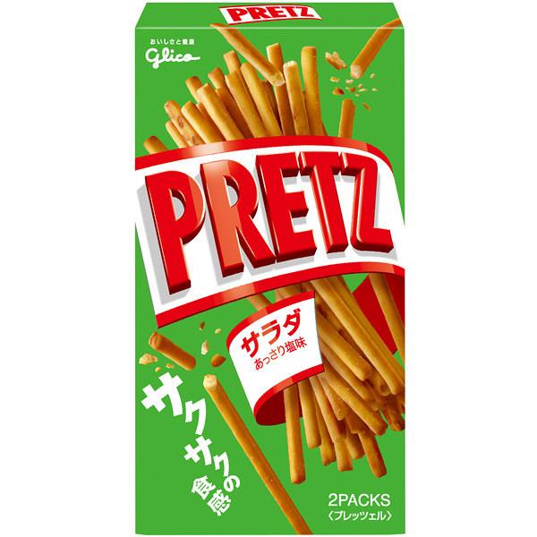 グリコ プリッツサラダ 69g 5箱