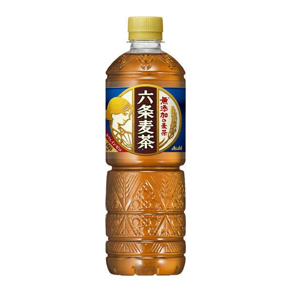 六条麦茶 600ml 1セット(6本)