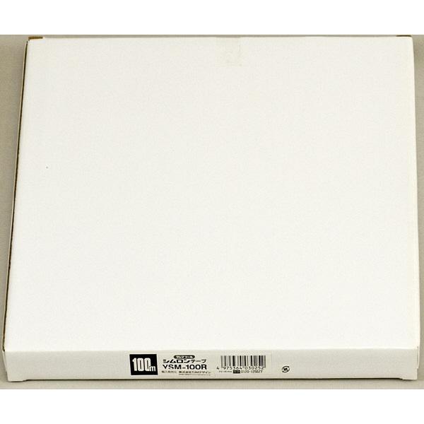 シムロン 交換用テープ 幅13mm 長さ100m YSM-100R TJMデザイン (直送品)