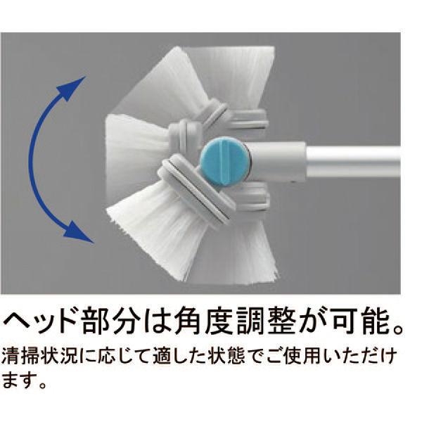 HPニューデッキブラシ グリーン 1箱(2本入) (直送品)