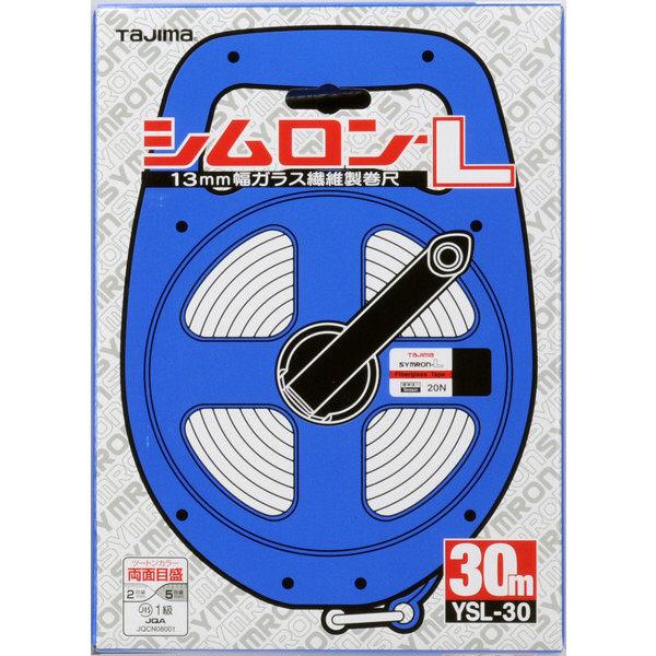 シムロンーL 幅13mm 長さ50m YSL-50 TJMデザイン (直送品)