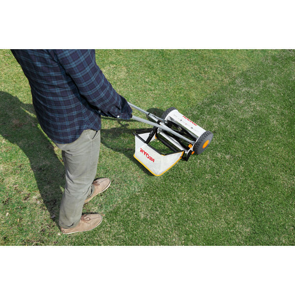 リョービ 手動式芝刈機 HLM-3000 (直送品)
