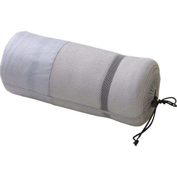 寝袋 フリースバッググレー FB-190