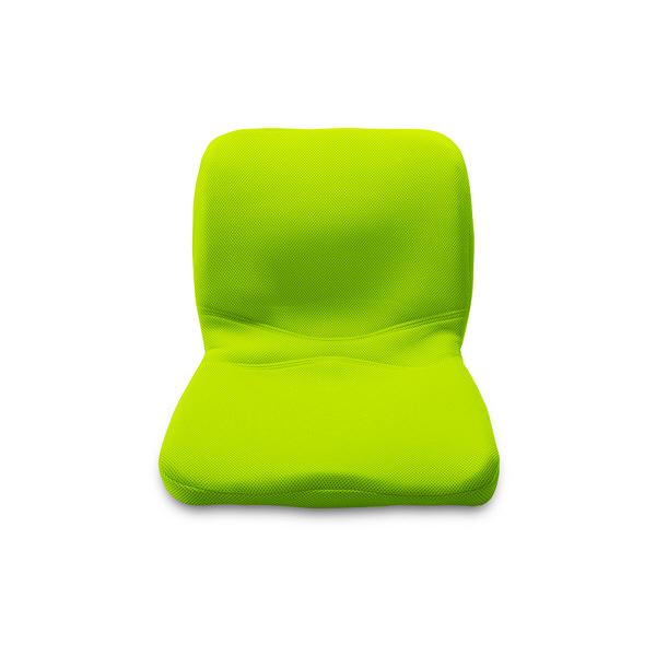 ピーエーエス p!nto 黄緑 クッション 744290 (直送品)