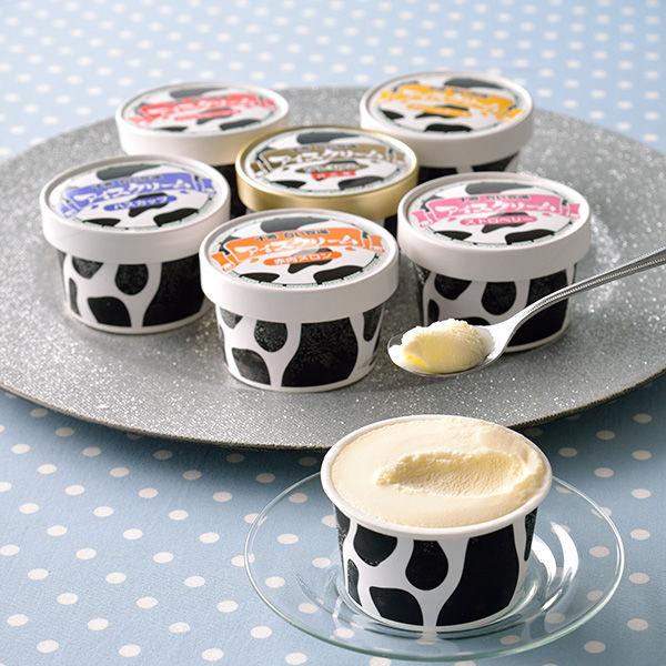 十勝白い牧場アイスクリーム6種12個