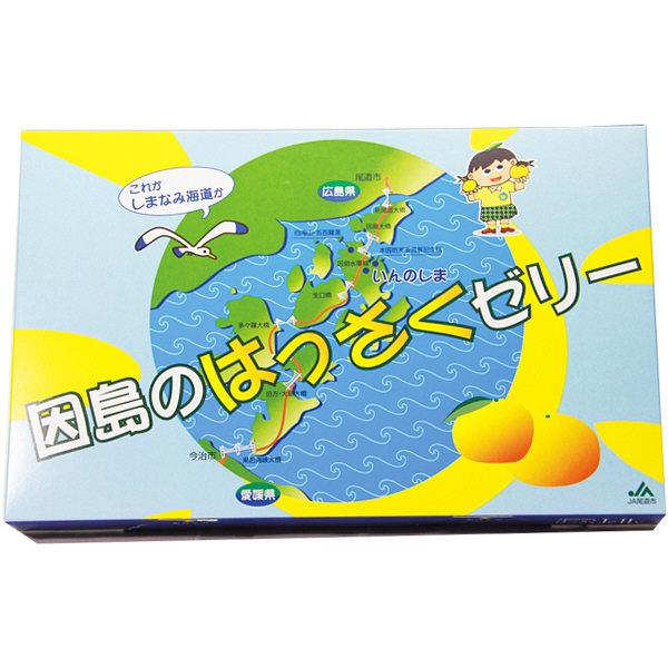 広島 因島のはっさくゼリー 12個
