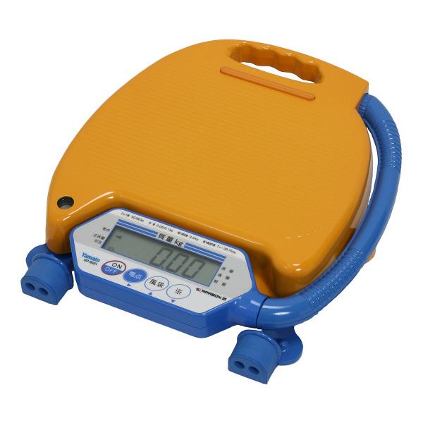 ポータブルデジタル台はかり スカラボンIII 32kg 検定品 DP-8501K-32-3 大和製衡 (直送品)