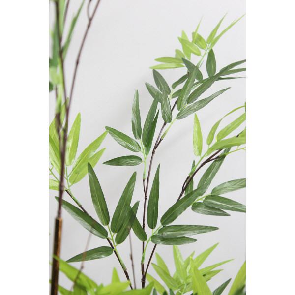 タカショー 人工観葉植物 黒竹 7本立  1.5m
