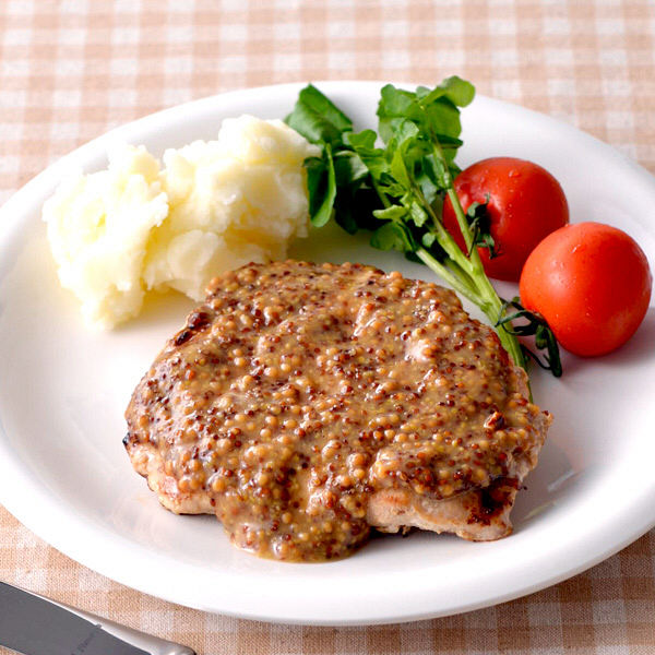 こだわり豚の赤身ステーキ約100g×5枚