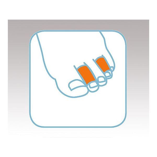 小原工業 セラステップ ゲルトゥチューブ 2個入 6208 1セット(6個:2個×3組) 8-9054-01(直送品)