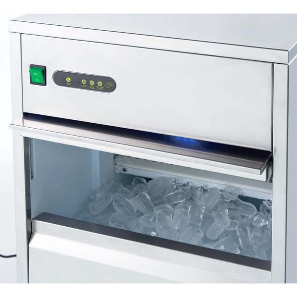 NAKATOMI 製氷機 NL-IM25K (直送品)