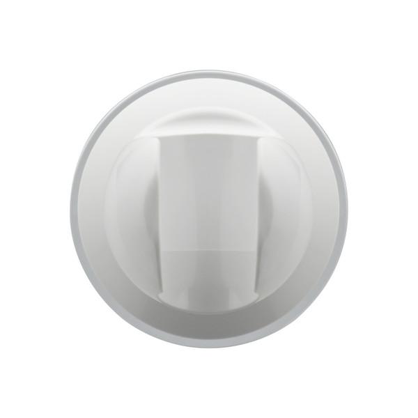 ガオナ 吸盤式シャワーフック 角度調節 お風呂に取付 (補助板付 ほとんどの壁面に対応 ホワイト)GA-FP001 (直送品)