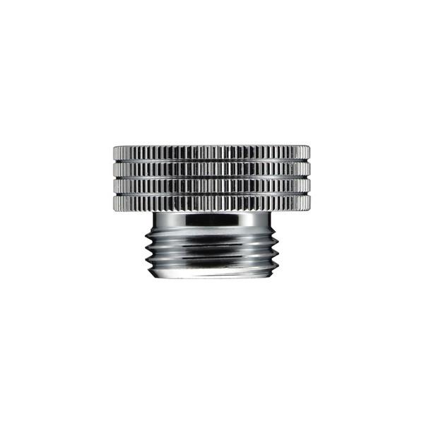 ガオナ シャワーアダプター INAX スイッチシャワー付混合栓用 (G1/2ネジ シャワーホース M26×1.5ネジ 混合栓側 ) GA-FW008 (直送品)
