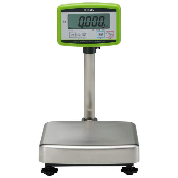 クボタ計装 デジタル台はかり32kg用(検定品) KL-BF-K32S(地区9-10) (直送品)