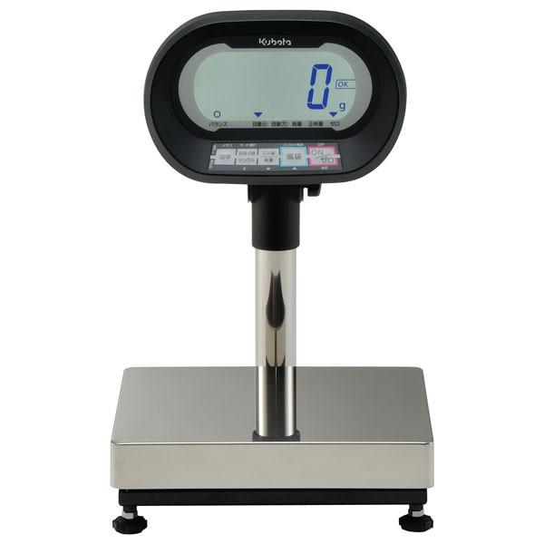 クボタ計装 デジタル台はかり6kg用(検定品) KL-SD-K6MS(地区6-7) (直送品)