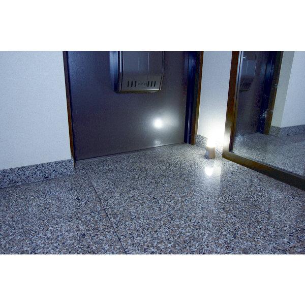 アイリスオーヤマ 乾電池式屋内センサーライト スタンドタイプ シーリングライト BSL40SN-U (直送品)