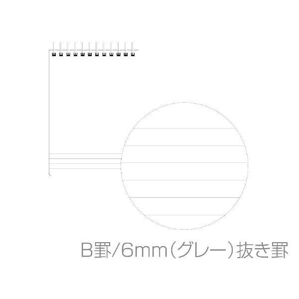 エトランジェ・ディ・コスタリカ A6リングメモ[TRP]グリーン SNTーA6ー67 10冊 (直送品)