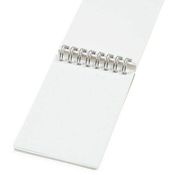 エトランジェ・ディ・コスタリカ A7リングメモ[SOLID]ホワイト SLDー30ー01 10冊 (直送品)