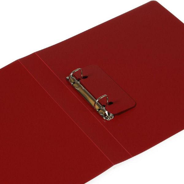 エトランジェ・ディ・コスタリカ A4ファイル[SOLID]レッド SLDー02ー11 6冊 (直送品)