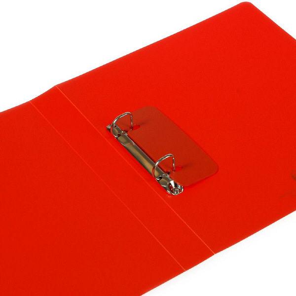 エトランジェ・ディ・コスタリカ A4ファイル[SOLID]オレンジ SLDー02ー12 6冊 (直送品)
