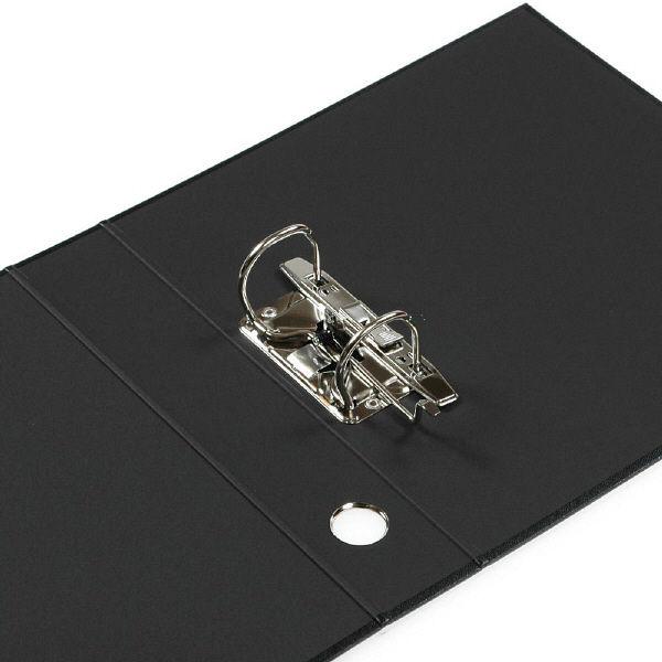 エトランジェ・ディ・コスタリカ A4レバーファイル55[CUOIO]ブラック SBD1ーA4ー01 2冊 (直送品)