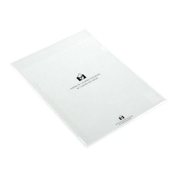 エトランジェ・ディ・コスタリカ B4クリアホルダー5P[BASIS]クリア CHP-B4-01 5冊 (直送品)