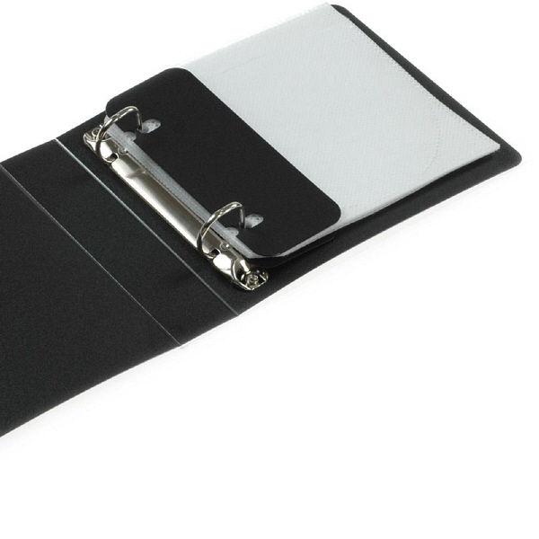 エトランジェ・ディ・コスタリカ CDホルダー[SOLID]ブラック SLDーCDー02 3冊 (直送品)