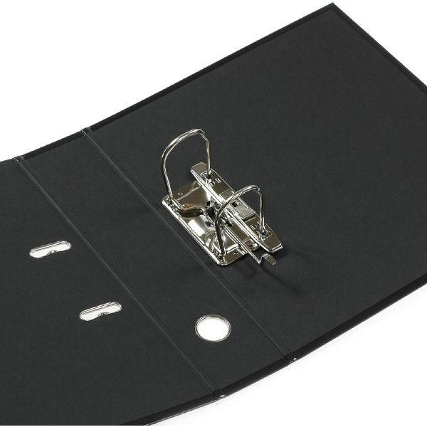 エトランジェ・ディ・コスタリカ A4レバーファイル75[SOLID2]ブラック SLD2ー00ー02 2冊 (直送品)