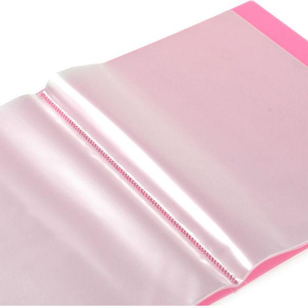 エトランジェ・ディ・コスタリカ A4クリアファイル20[TRP]ピンク TCB20ーA4ー70 3冊 (直送品)