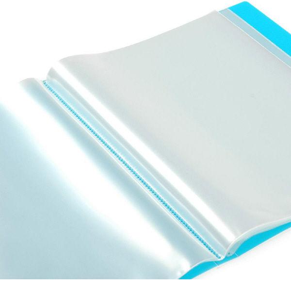 エトランジェ・ディ・コスタリカ A4クリアファイル40[TRP]Lブルー TCB40ーA4ー68 3冊 (直送品)